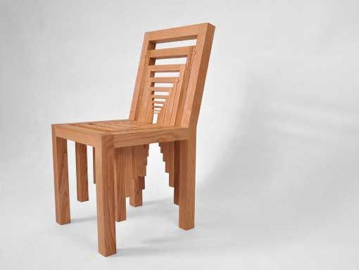 Unique and creative wood chair #cnc #chairs http//cnc.gallery