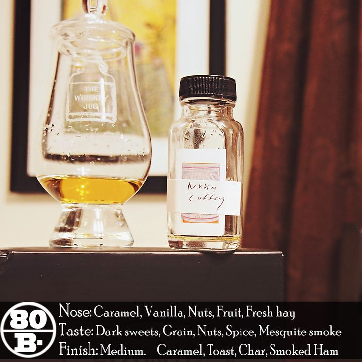 Nikka Coffey Grain Whisky is a young grain whisky that's over-priced because it's one of the handful of Nikka whiskies available in the USA after Nikka cleaned house and cut their age-stated whiskies.