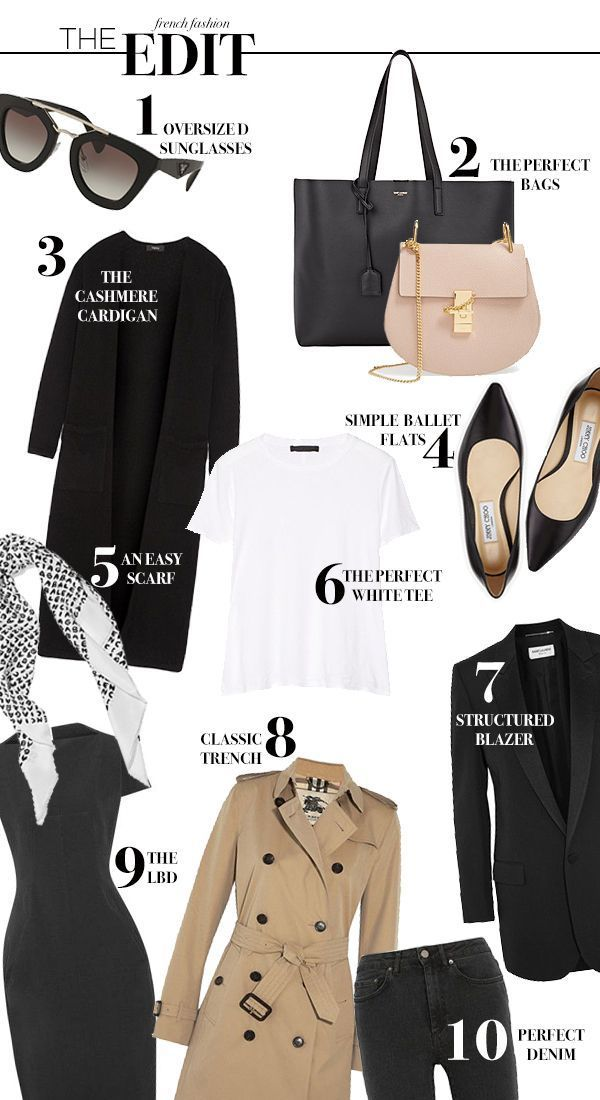Style tips: How to dress a Frenchwoman