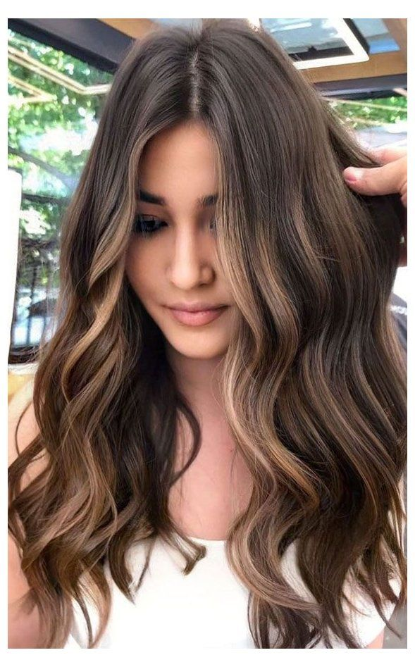 22 Best Hot Hair Color Trends 2020 Brown Hair Dye Ideas Brownhairdyeideas There Are Many Ways To Impr Balayage Hair Hair Styles Brunette Balayage Hair