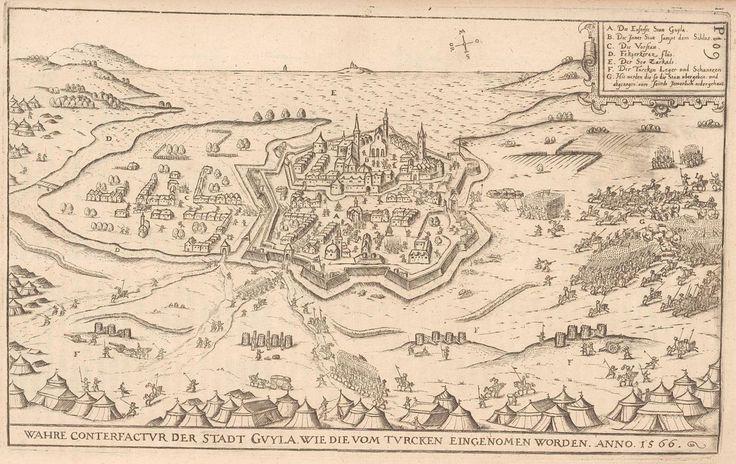 Gyulai vár 1566 - Gyula (település) – Wikipédia