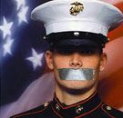"""One too many """"Oorahs"""" for this Marine.  Funny Marine Corp humor."""