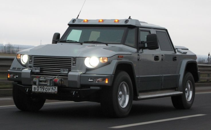 Luxury Armored Vehicles: Dartz Prombron Is The Fastest Heavy