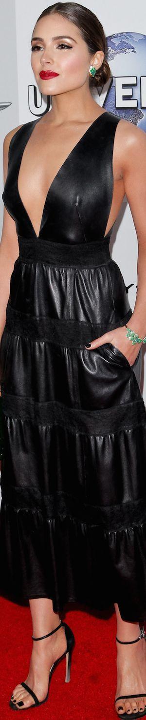 Olivia Culpo 2016 Golden Globes. Оливия Калпо — американка, участница конкурсов красоты и победительница конкурсов Мисс США 2012 и Мисс Вселенная 2012. Родилась 8 мая 1992 г.