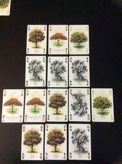 The Black Meeple: Juegos pequeños, grandes juegos: Arboretum
