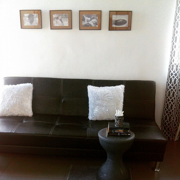 Small living room.