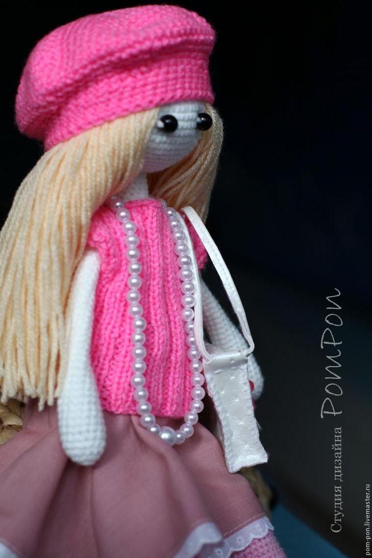 Амигуруми куколка мастер класс 325