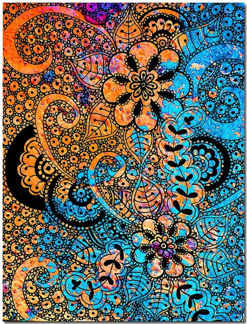 Dreamtime by emaho ~ Jamie Price, via Flickr