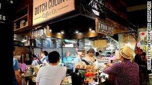8 of the world's great coffee cities || Exotic places AND coffee, I'm so there.