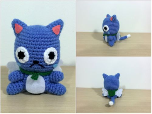 Amigurumi Doraemon Pattern : Best anime in amigurumi images amigurumi doll