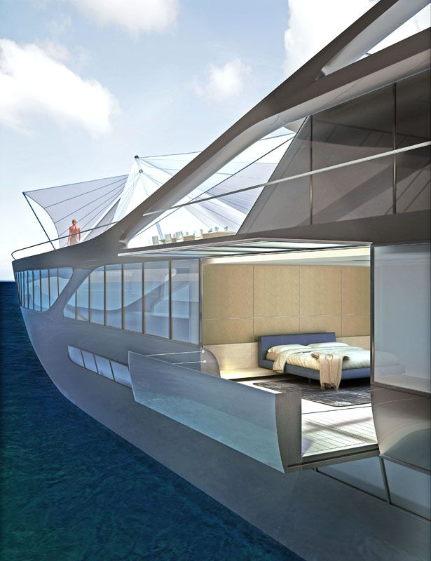 Floating paradise!!! -Jolly Roger Yacht by Benetti - Crew Style yacht uniforms