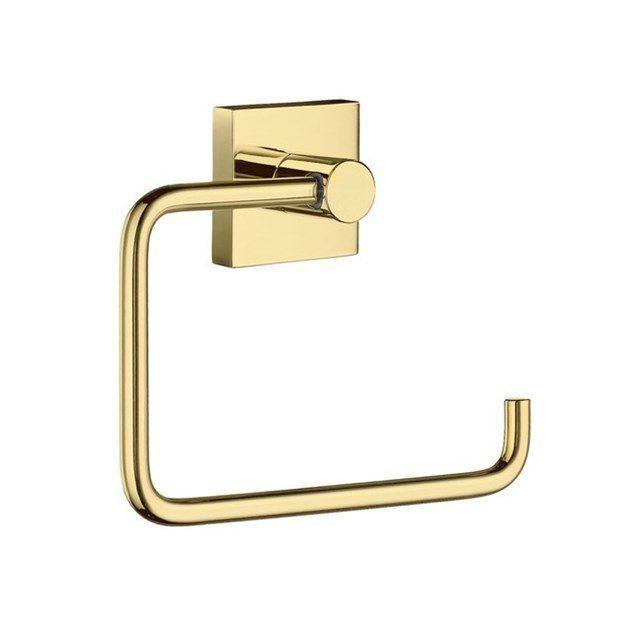 Toalettpappershållare Smedbo House RV341 Mässing RV341