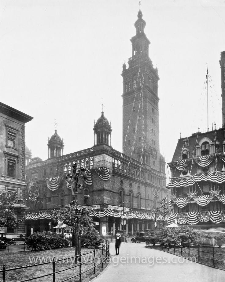 Madison Square Garden, 1924