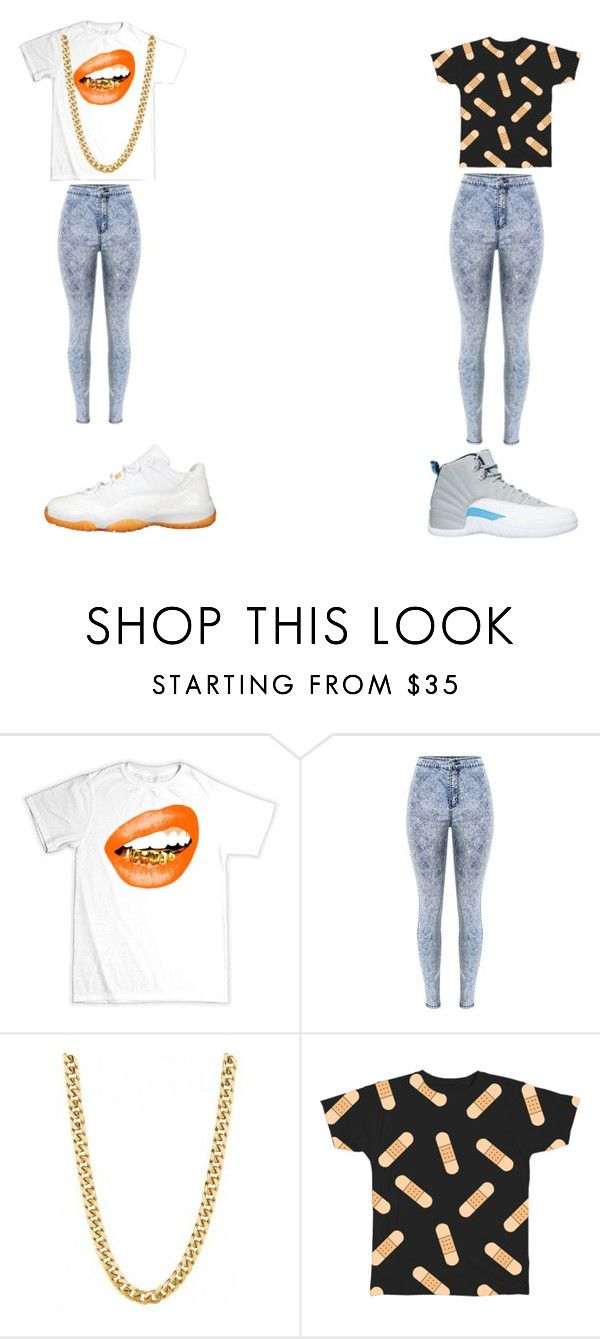 """""""WHAT IS TODAY ? 😂😂😂"""" by tarachel-katrina ❤ liked on Polyvore featuring NIKE"""