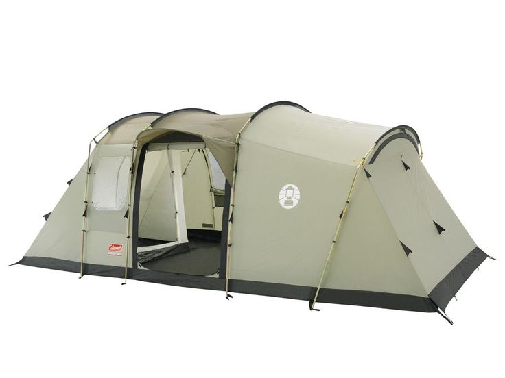 Coleman Mackenzie 6 Tent Cabin Take a look at these awesome conversion camping tents. They are really cool www.tentsngear.com