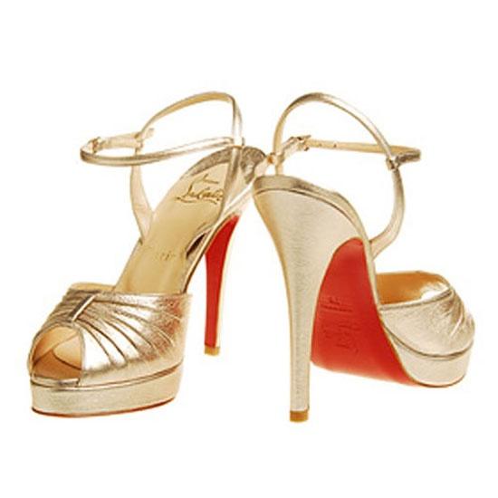 christian louboutin sandals 2012