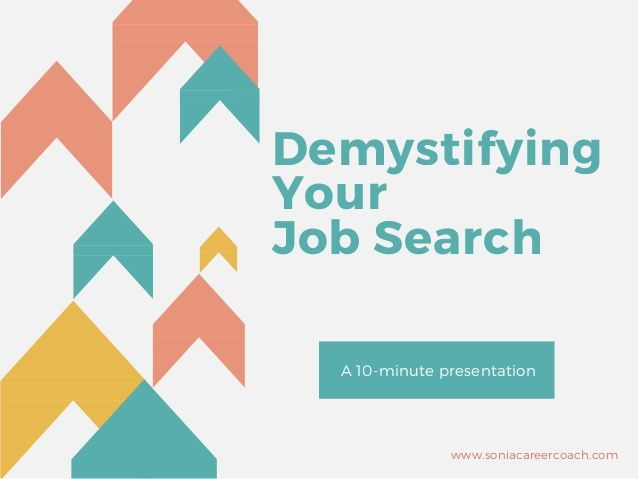 This presentation helps you find your next position and addresses your ideal position, the companies, networking, branding statement, resume, and your LinkedIn profile. It also provides a sample two-week plan of action.