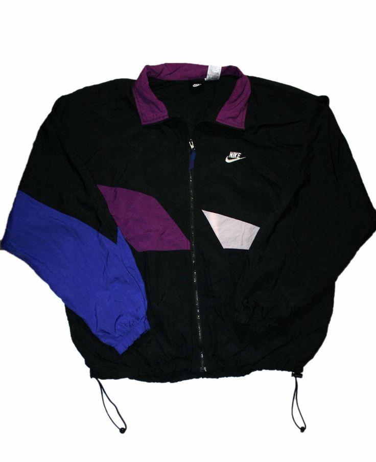 """vintagemensgoods: """" Vintage 90s Nike Windbreaker Jacket Mens Size XL available at www.vintagemensgoods.com """""""