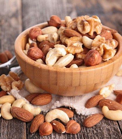 10 razones para comer frutos secos. Propiedades de los frutos secos