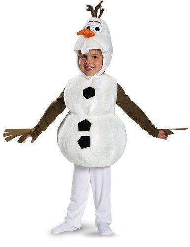 Disfraz Olaf