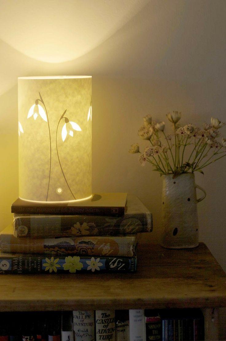 Unusual pendant lamps inspired by medusas digsdigs - Buy Hannah Nunn Snow Drop Table Lamp Hannah Nunn Designer Table Lamps To Buy At