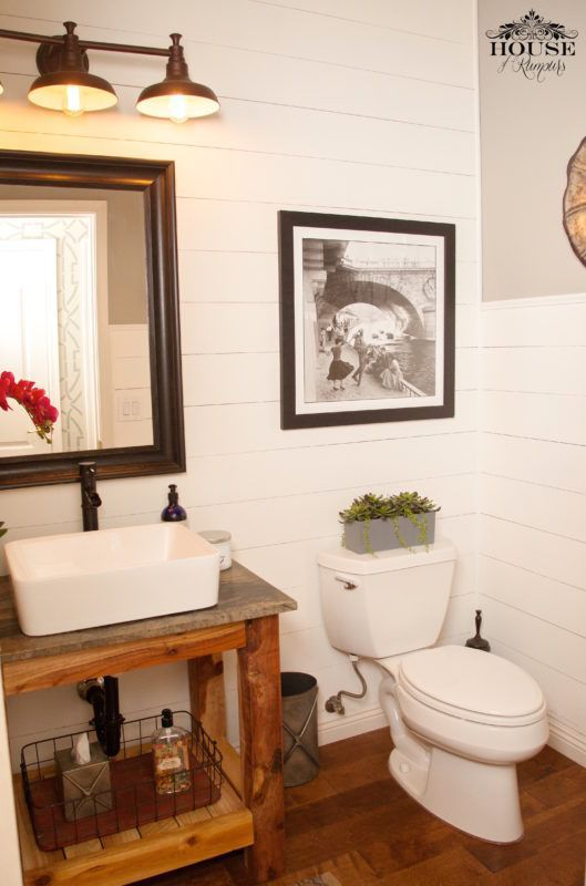 17 best images about future on pinterest industrial for Fixer upper bathroom designs