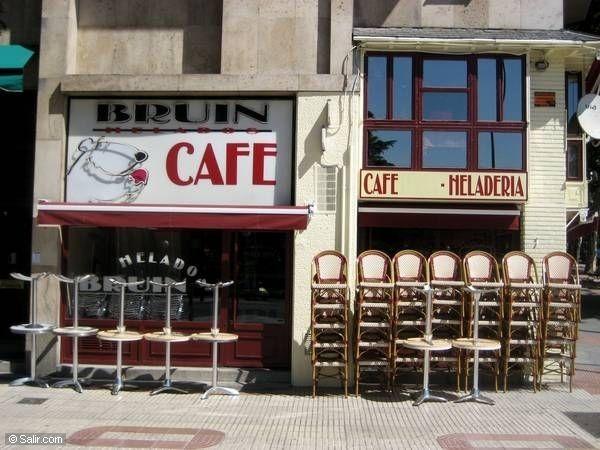 Madrid's Helados Bruin