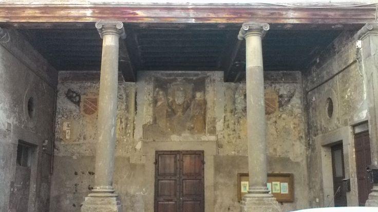 Palazzo Riario - Gallo