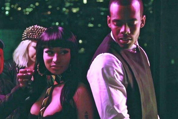 Behind The Scenes: Busta Rhymes ft. Nicki Minaj 'Twerk It' (Remix)+Mario ft. Nicki Minaj 'Somebody Else'