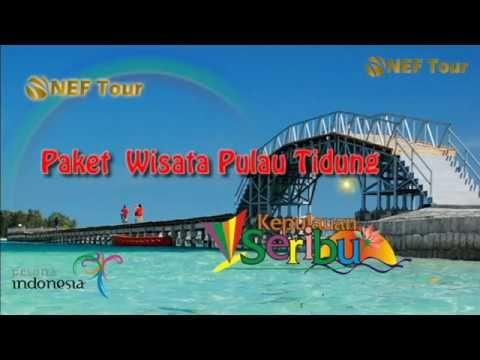 Paket Wisata Pulau Tidung | Paket Wisata Kepulauan Seribu - Neftour