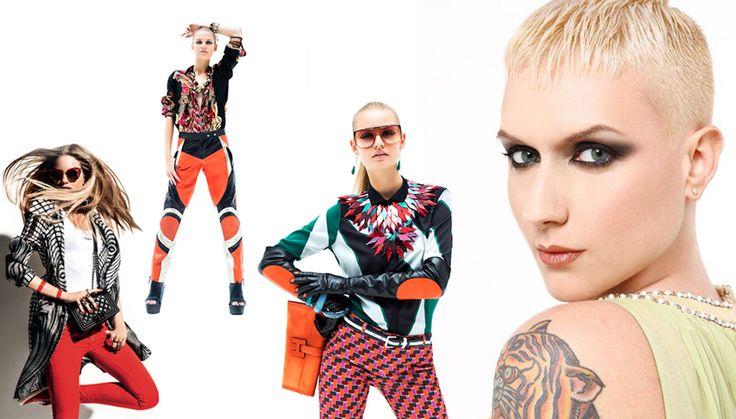 Una stylist tosta Ylenia Puglia è stylist di Cosmopolitan Italia. Di origine siciliana, nata a Messina e cresciuta a Barcellona..