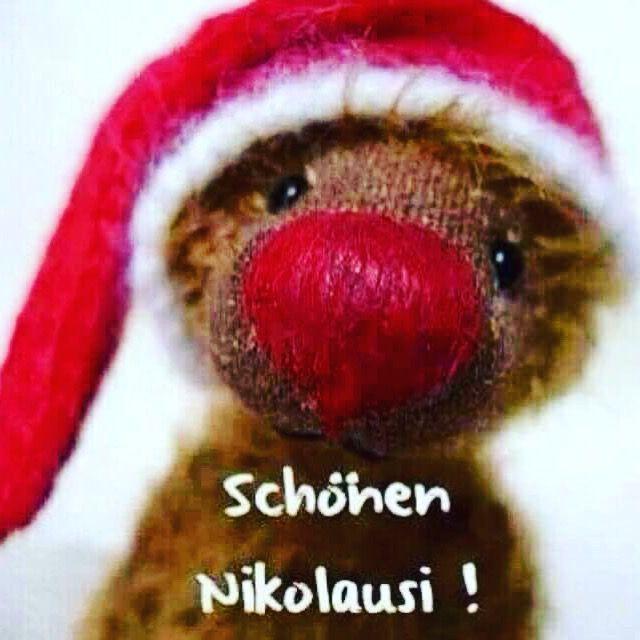 ☃️❄️ Schönen Nikolaus Tag, ihr Lieben  Ist Euer Stiefel gefüllt gewesen / Happy St Nicholas Day ❤️ #nikolaus