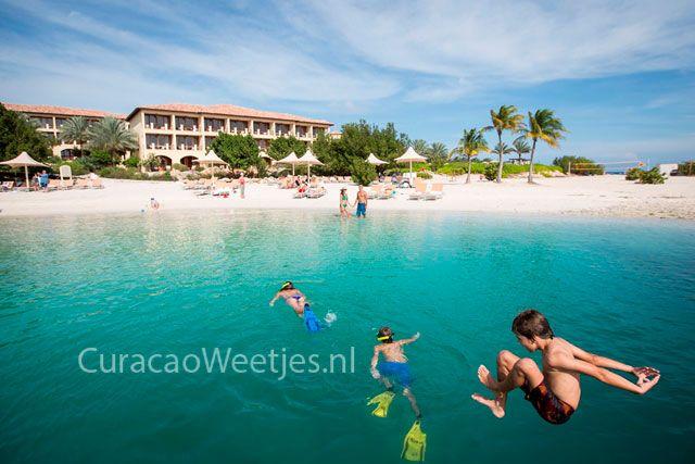 Santa Barbara Beach - curacaoweetjes.nl