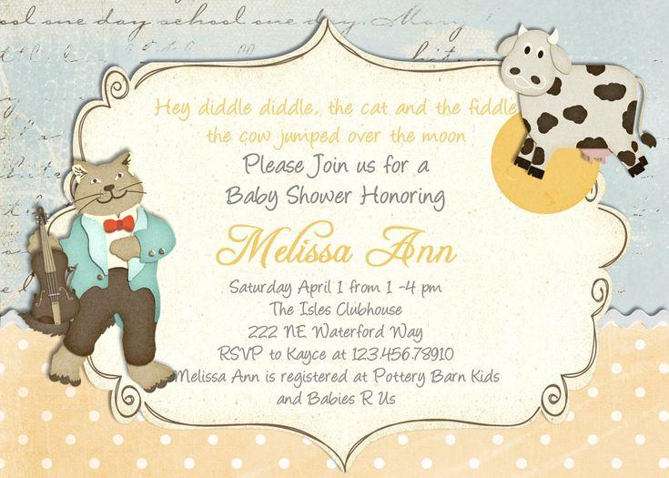 28 best Baby Shower Invitation Wording images on Pinterest - how to word baby shower invitations