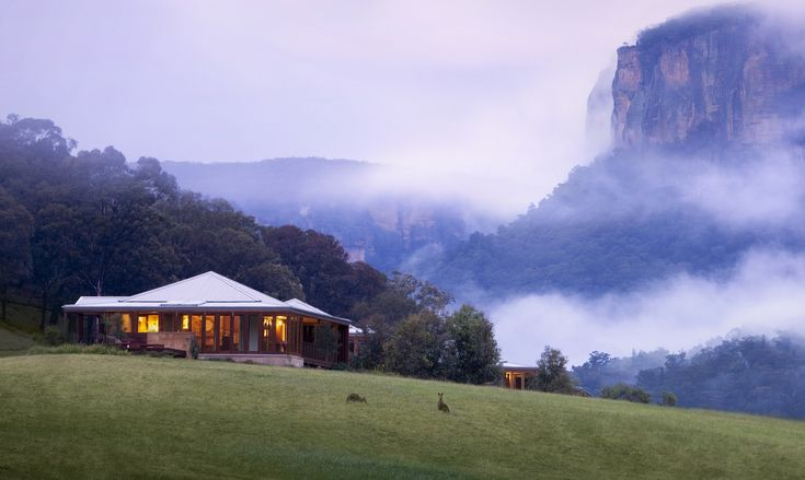 Emirates Wolgan Valley Resort & Spa // An Incredible Luxury Lodges of Australia property