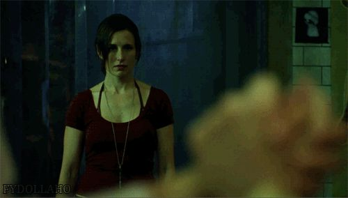 Shawnee Smith gave SUCH an amazing performance in Saw III; Amanda was such a complicated character and Shawnee went all out! <3