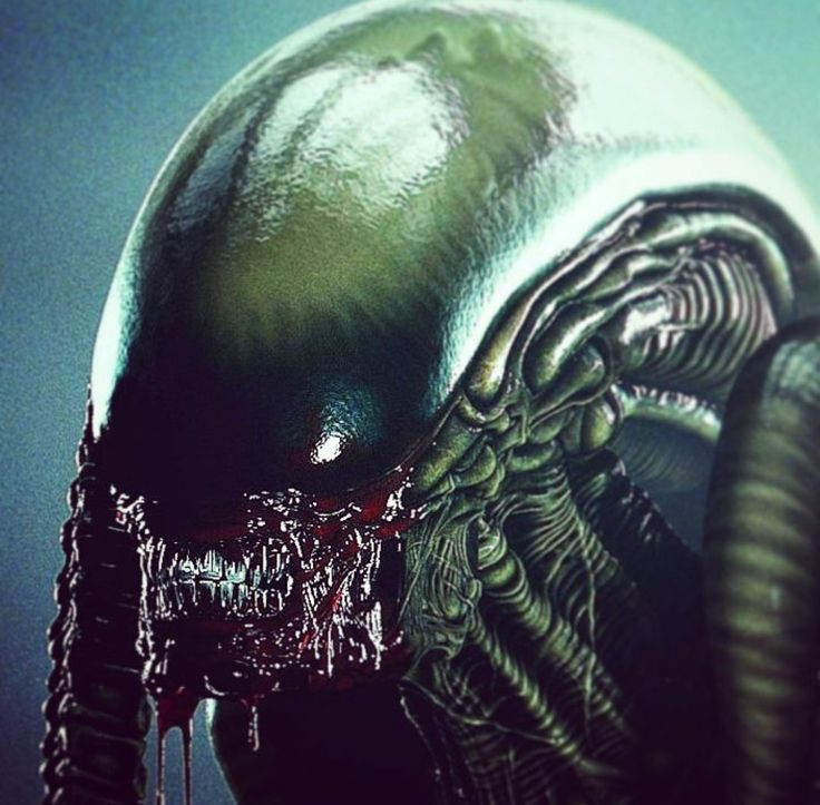 Alien 3 Movie: Incredible #Alien Artwork By Locusta