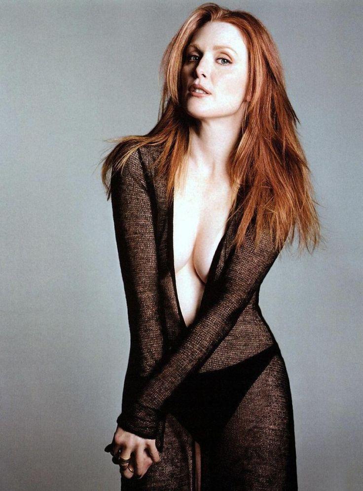 julianne moore hot sexy