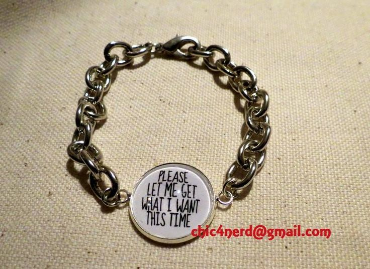 Bracciale (cameo 20mm)!   Soggetto: The Smiths_Please, Please, Please Let Me Get What I Want, 1984