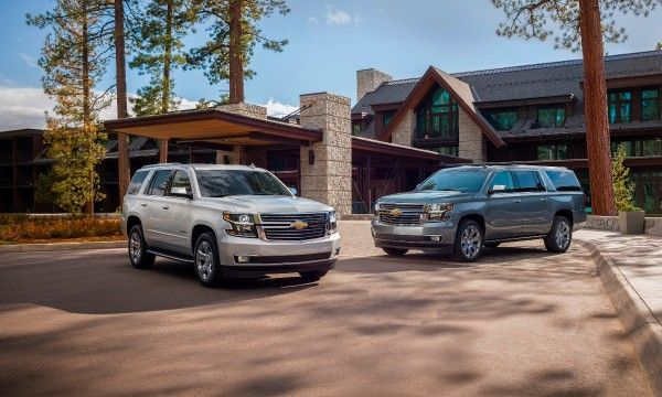 2019 Chevrolet Tahoe And Suburban Premier Plus Bow Latest Car
