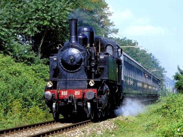 """Noto. A Ottobre il """"Treno del Val di Noto"""", un viaggio in carrozze d'epoca da Catania a Ragusa"""