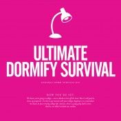 Ultimate Dorm Survival Kit (Fun Care Packages for college students) love this website!!!