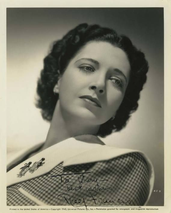 Kay Francis IT'S A DATE (1940).
