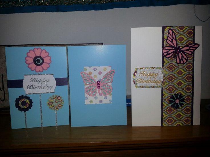 New card range