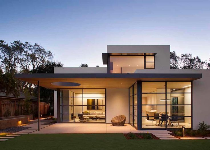 Moderne Hauser Von Feldman Architecture Neuedesignideen Maison D Architecture Maison Architecte Architecture De Maison
