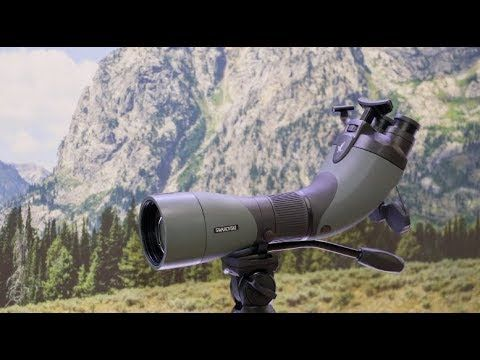 VIDEO EXCLUSIVE: Swarovski's BTX Makes New Era Of Spotting Scopes Crystal Clear | By Shari LeGate | Combining the benefits of a spotting scope and binoculars, the new BTX bi-ocular is a revolutionary experience. | © GUNS Magazine 2018