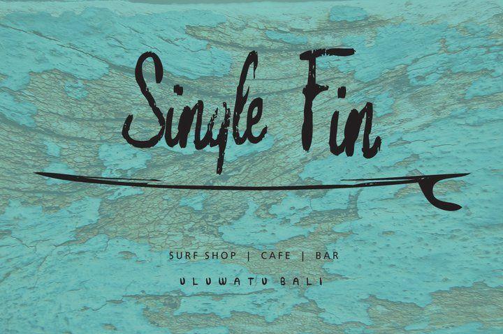 SINGLE FIN - Bali