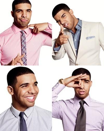Drake... people