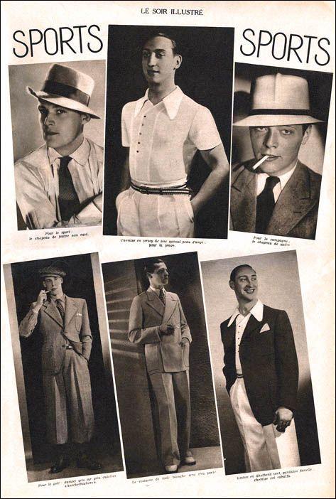 Veja também a primeira parte da seleção de imagens da década de 30