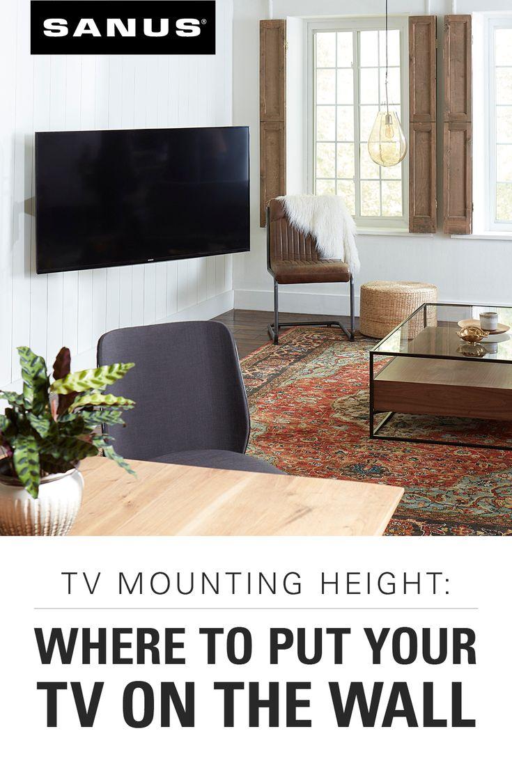 Best 25 Tv Mounting Ideas On Pinterest Tv Mount Stand